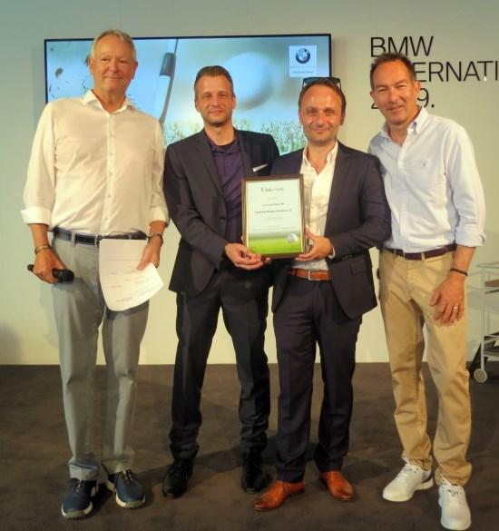 """Unsere GC Praforst Website ist auf Platz 4 bei der Verleihung """"Deutschlands beste Golfclub Website 2019"""" der Bayerischen Mediengolfer von der Jury im Bereich """"Online"""" gewählt worden!"""