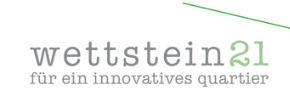 wettstein21 - für ein innovatives Quartier