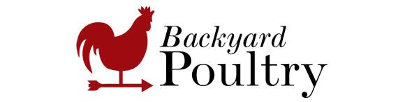 Backyard Poultry