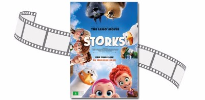 movie tickets for STORKS