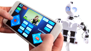 Using EZ-Robot Products on the go!