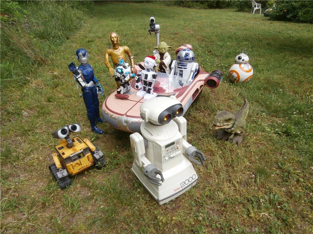 Newsletter: Robots in Motion- How Robots Get Around