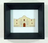 The Alamo by redshoes26 design