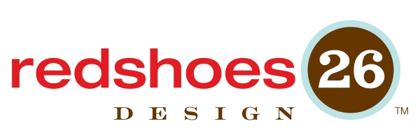 redshoes26 design logo