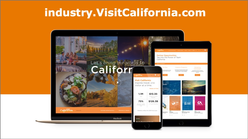 Visit CA Industry Website