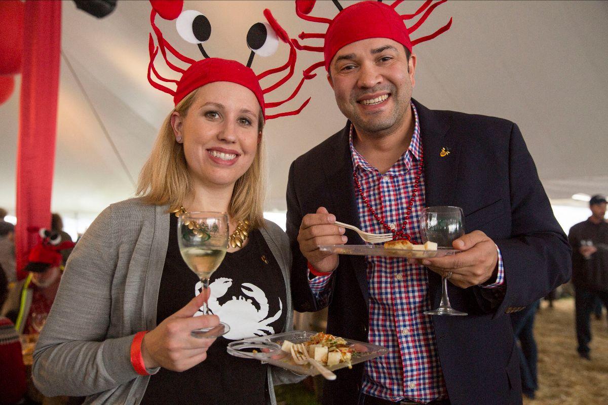 Mendocino Crab Fest