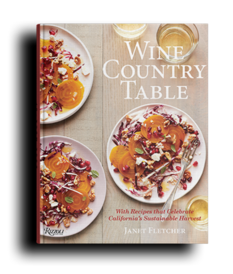 Wine Country Table Book Cover