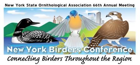 New York Birders Conference, November 1-3, 2013