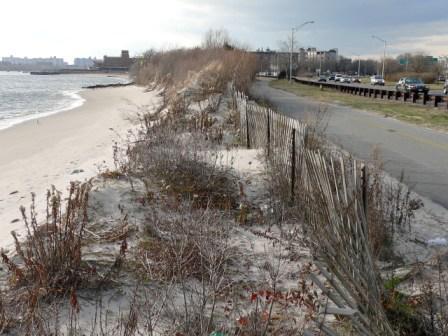 Plumb Beach, Brooklyn, © Ron Bourque