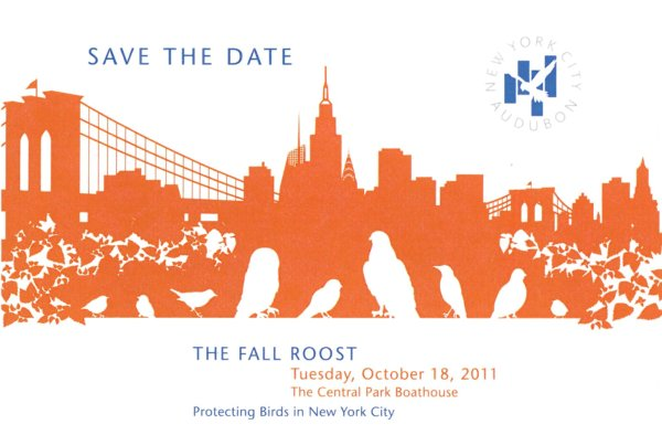 Save the Date: Fall Roost 2011, October 18