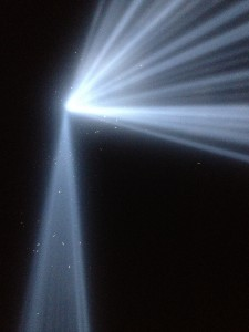 The Tribute in Light, 2012. Photo © NYC Audubon