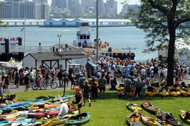 This will the be sixth annual City of Water Day