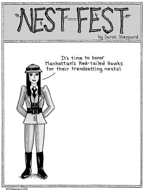 Nest Fest, by Sarah Sheppard
