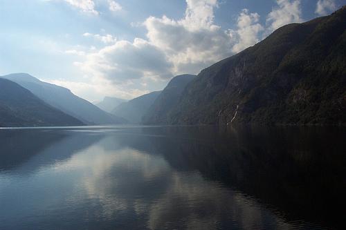 Norway Fjord Photo  © Mozzercork*