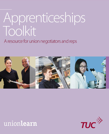Apprenticeships Toolkit cover