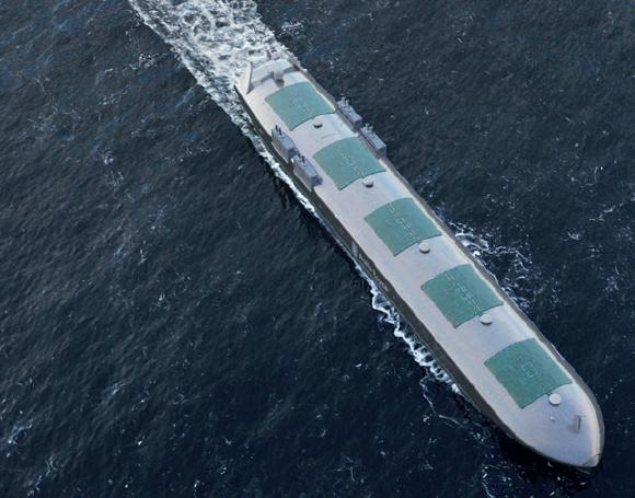 Autonomous shipping makes waves