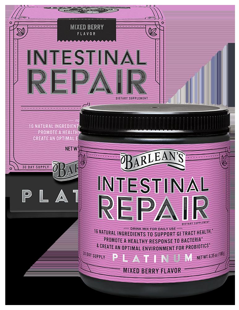 Barlean's Intestinal Repair