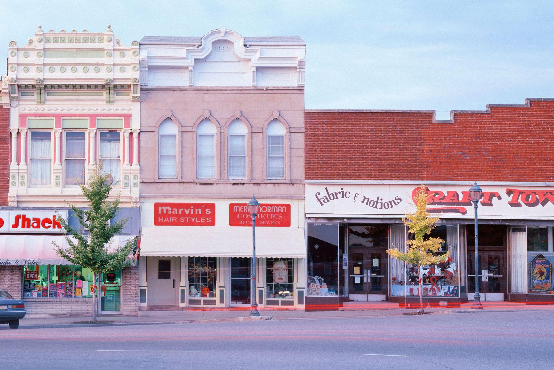 Photo: A Main Street.