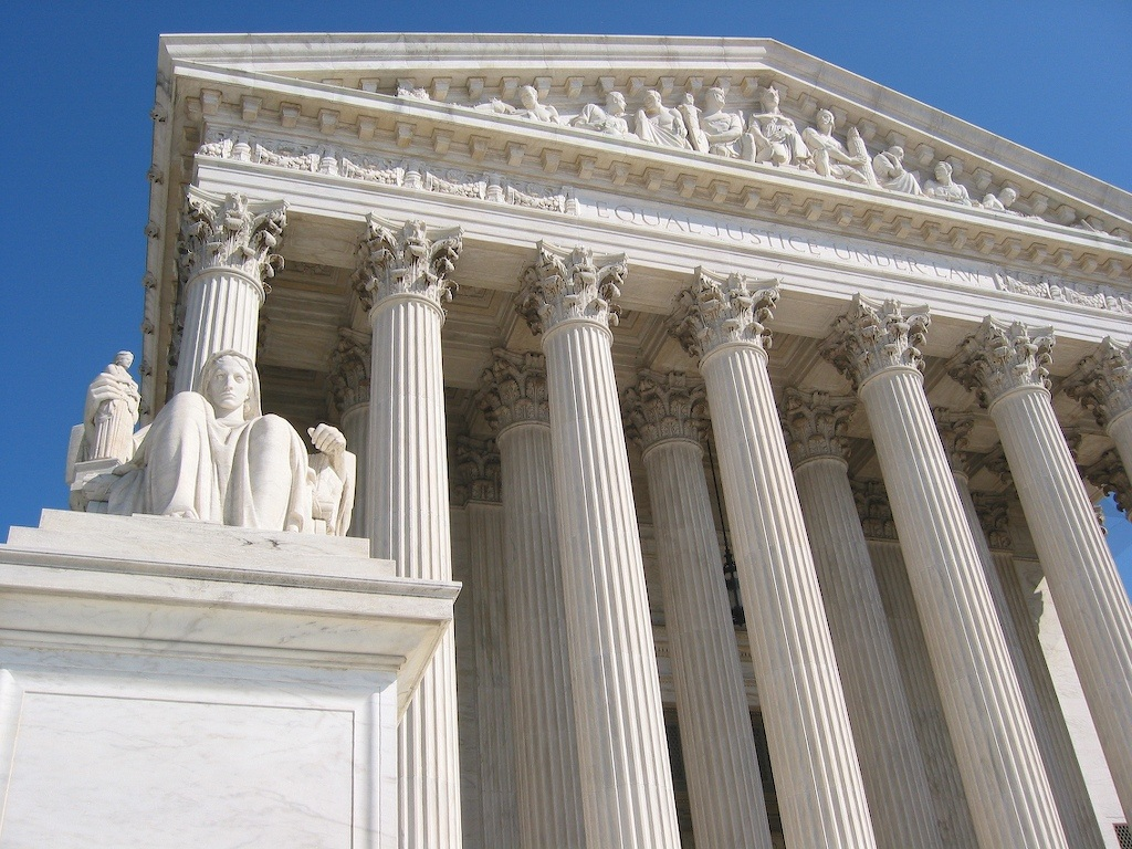 Photo: U.S. Supreme Court.