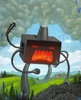 Incinerator cartoon