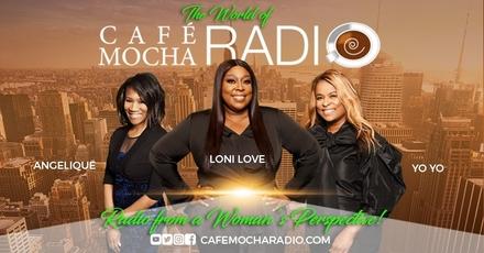 "CAFÉ MOCHA™ RADIO Launches ""SWAG AWARD"" With Cedric The Entertainer 3"