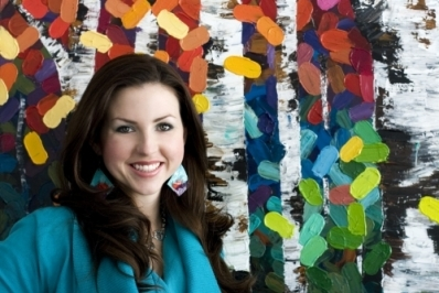 Melissa McKinnon: Artist - Newsletter Sign Up