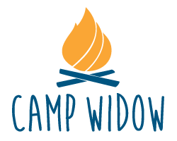 camp widow logo