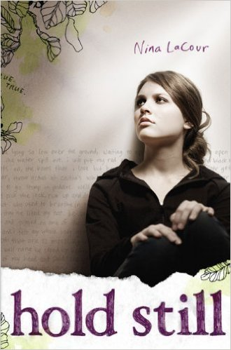 Hold Still book cover