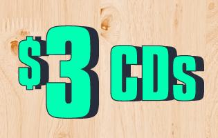 $3 CDs