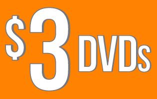 $3 DVDs