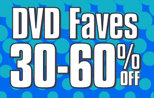 Favorite DVDs 30-60% off