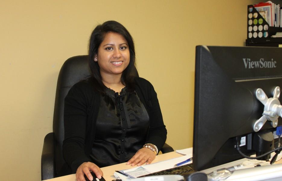 Siffan Rahman, Ottawa Newcomer Clinic Coordinator