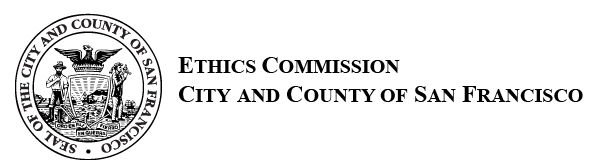 Ethics Commission, City and County of San Francisco