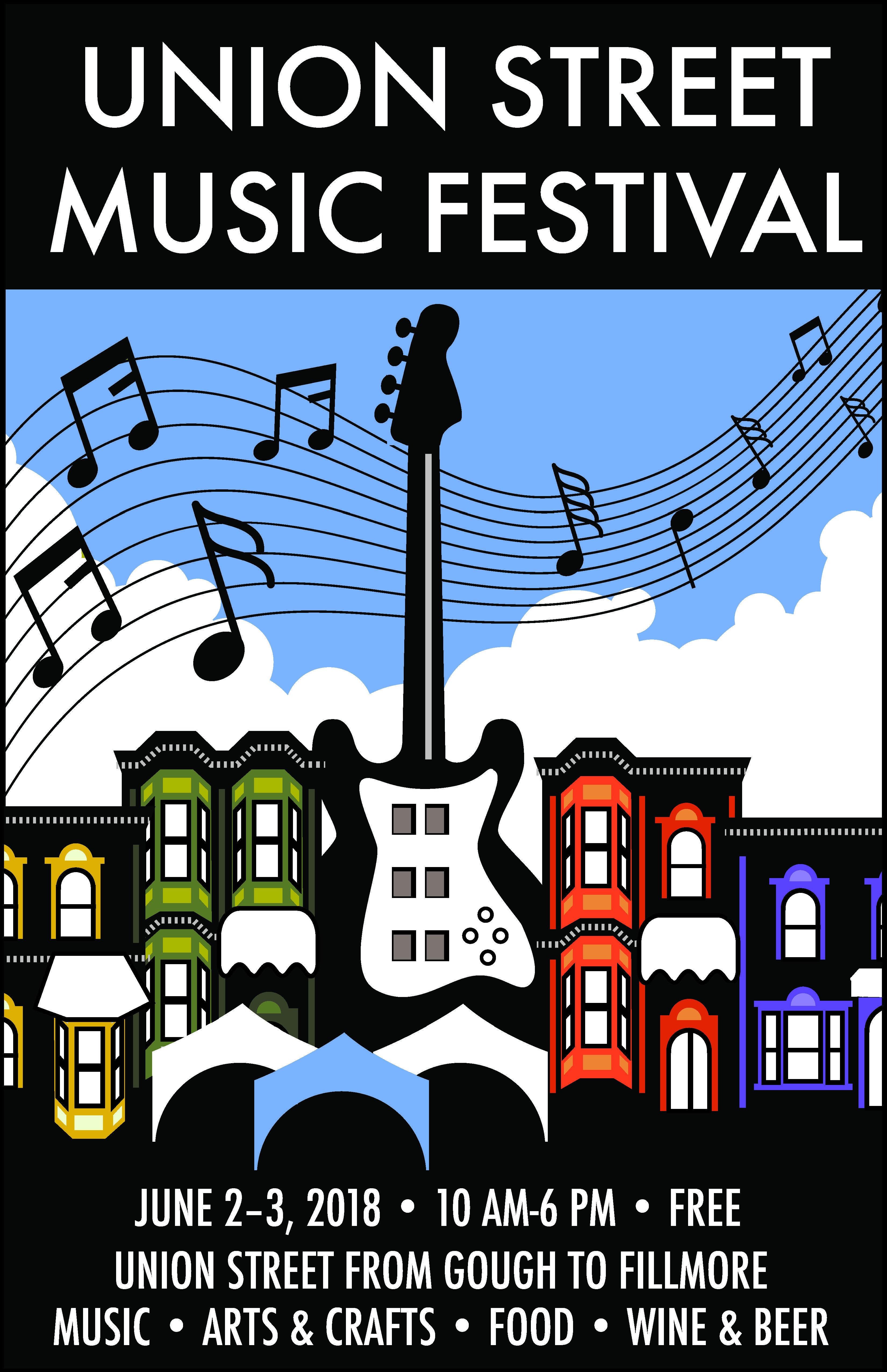 Union Street Music Festival