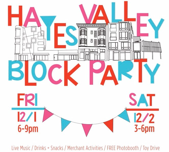Hayes Valley Block Party