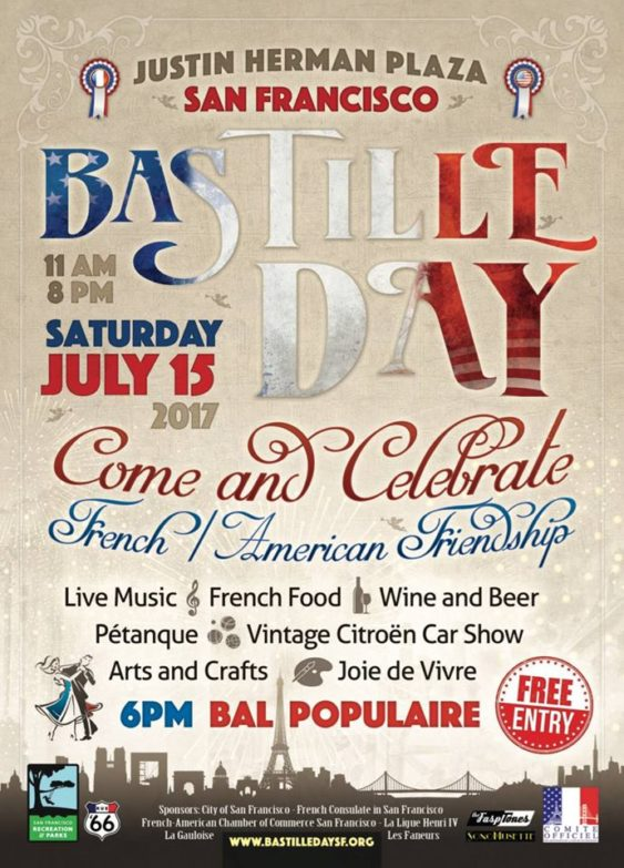 Bastille Day SF