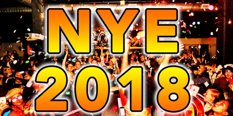 PianoFight's 4th Annual New Years Eve Super Bash