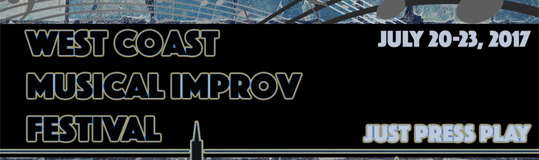 West Coast Musical Improv Festival