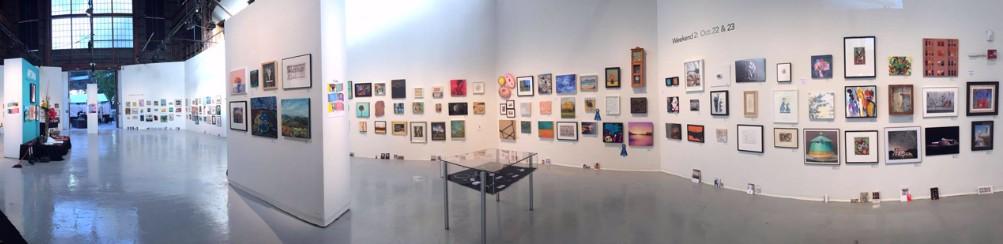 ARTSPAN SF Open Studio 2017