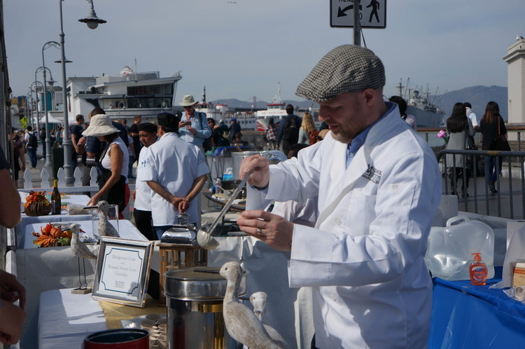 Wharf Fest Chowder Competition & Street Fair