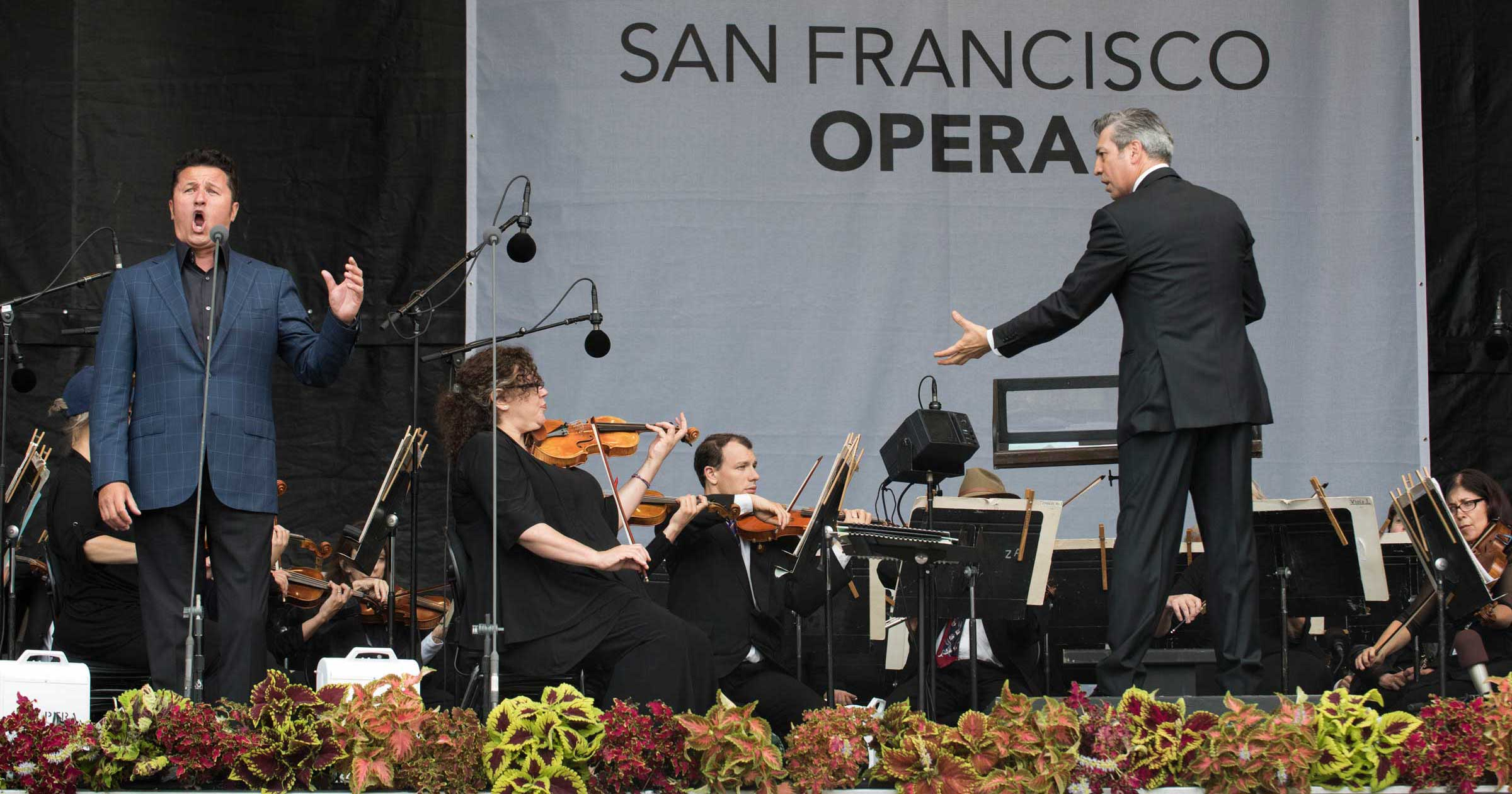 San Francisco Opera in the Park