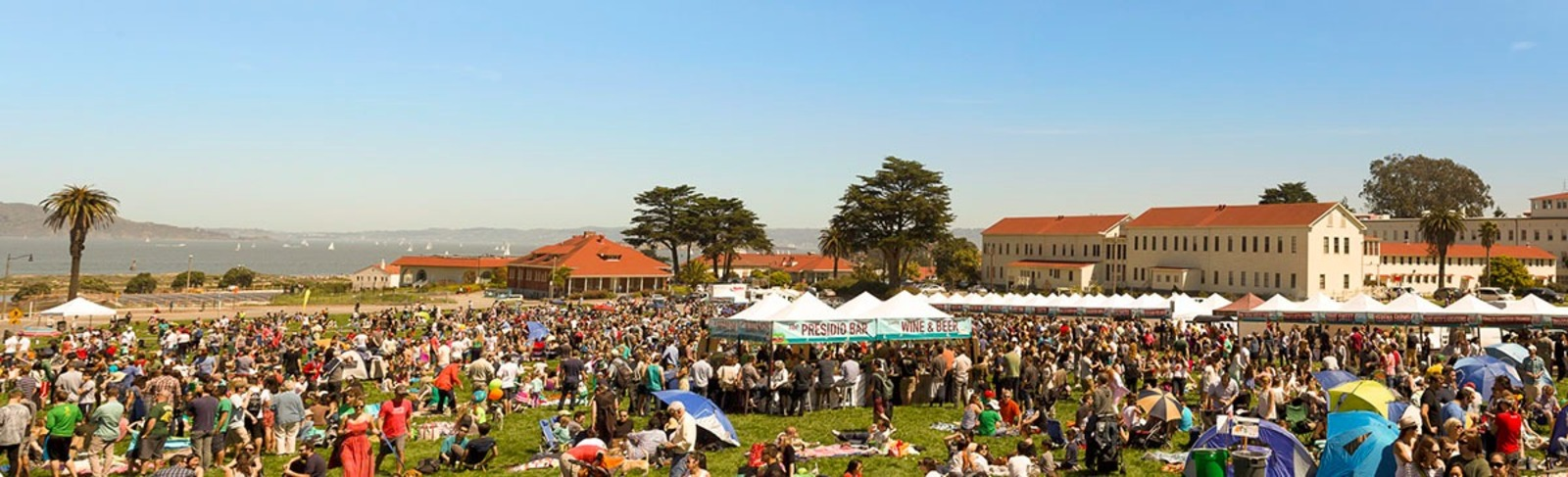 Off The Grid - Presidio Picnic