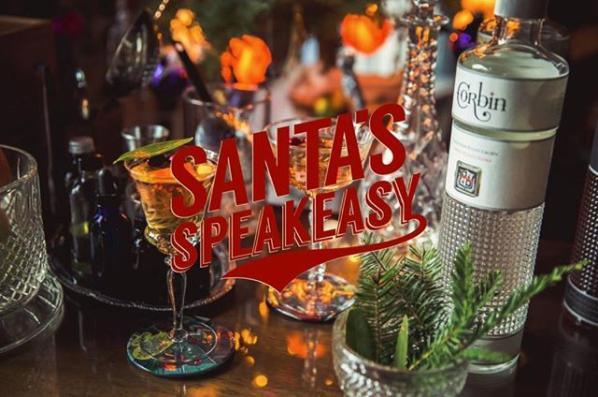 Santa's Speakeasy