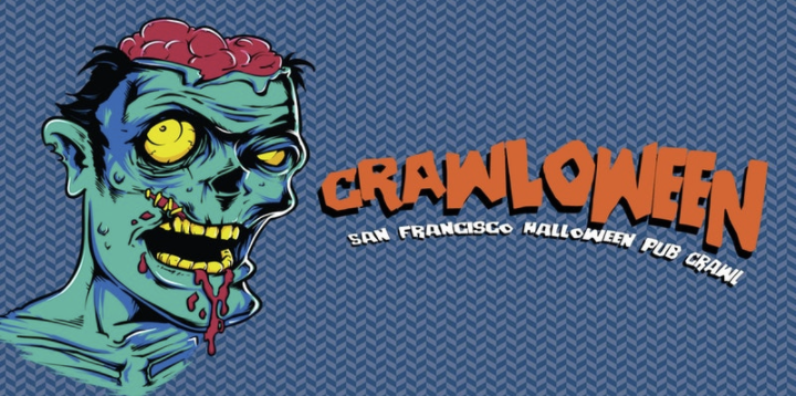 Crawloween: Halloween Pub Crawl 2017