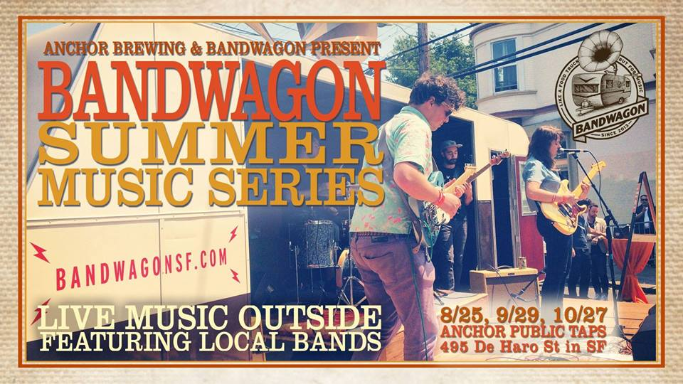 BandWagon Summer Music Series