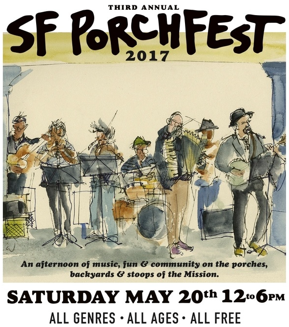 {img} SF Porchfest