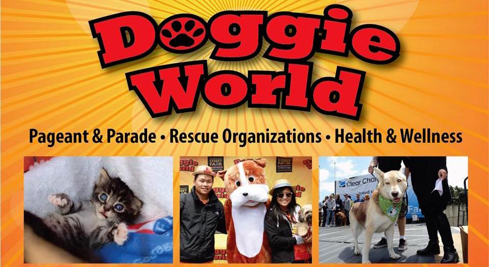 Nihonmachi Street Fair Doggie World!