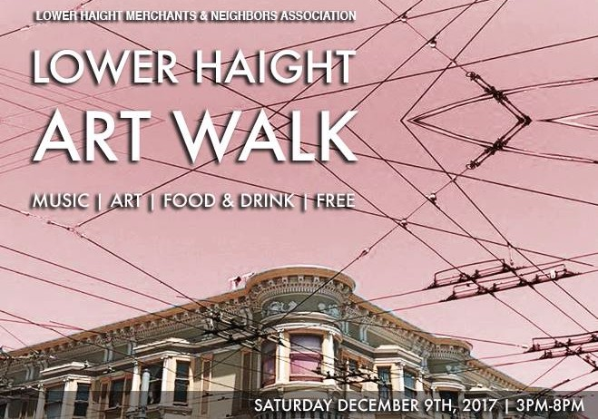 Lower Haight Art Walk