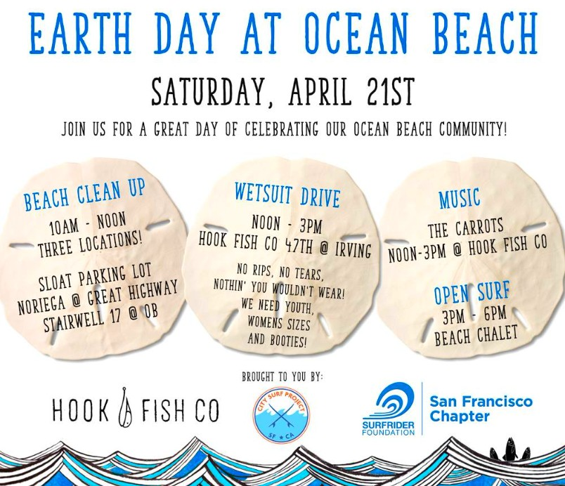 Earth Day 2018 - Surfrider Style
