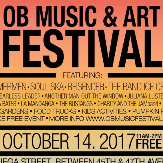 Ocean Beach Music & Art Festival